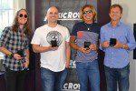 MusicRow Challenge Coin: Douglas, Johnston, Steele, Nite, Robbins