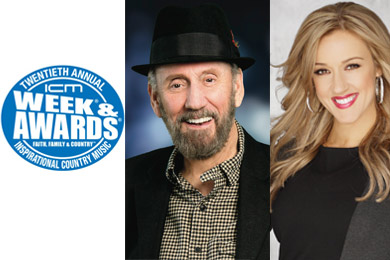 ICM Week & Awards with Ray Stevens and Megan Alexander.
