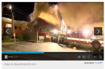 Property Reports: Overnight Fire, and Rendering of New SESAC Building