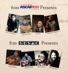 ASCAP, SESAC, Nashville Cares Present Red Ribbon Rounds