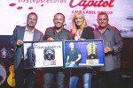Industry Pics: Tomlin Celebrates RIAA Certs, Grand Ole Opry, T.J. Martell Foundation
