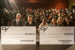 Chris Young Inspires at Nashville School of Arts, Makes Local Donation