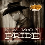 Neal McCoy To Release Tribute Album to Charley Pride