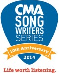 CMA Songwriters Series To Culminate 10th Season in NYC
