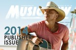 On The Cover - Kenny Chesney (Oct./Nov. 2014)