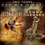 Kenny Chesney, Jason Aldean Team For Summer Stadium Run
