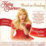 Charity Events: Kelly Clarkson, Creative Nation, Jason Aldean