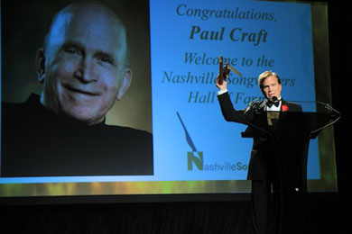 LifeNotes: Songwriting Great Paul Craft Passes