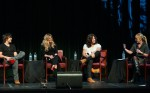 The Band Perry Gives Master Class at Nashville's Belmont University