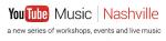 YouTube Music Nashville To Offer Workshops