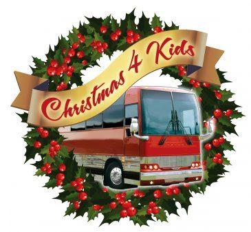 Charlie Daniels Christmas 4 kids