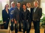 BMG Chrysalis and King Spirit Music Sign Eric Varnell