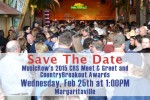Save The Date: MusicRow's 2015 CRS 'Meet & Greet and CountryBreakout Awards'