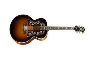 gibson brands bob dylan guitar