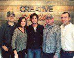 Steve Moakler Inks Management Deal with Creative Nation