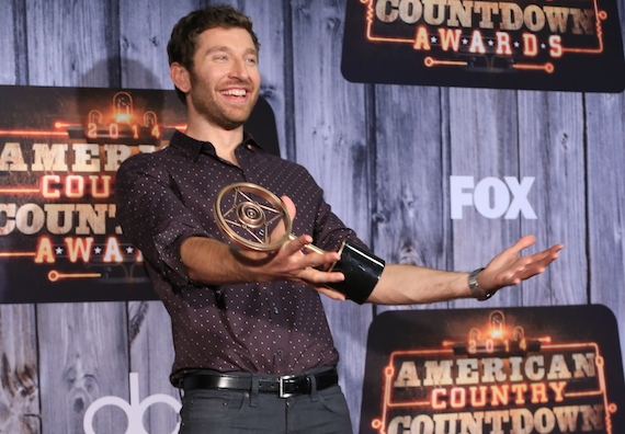 Brett Eldredge  American Country Countdown Awards 2014  Moments By Moser  120