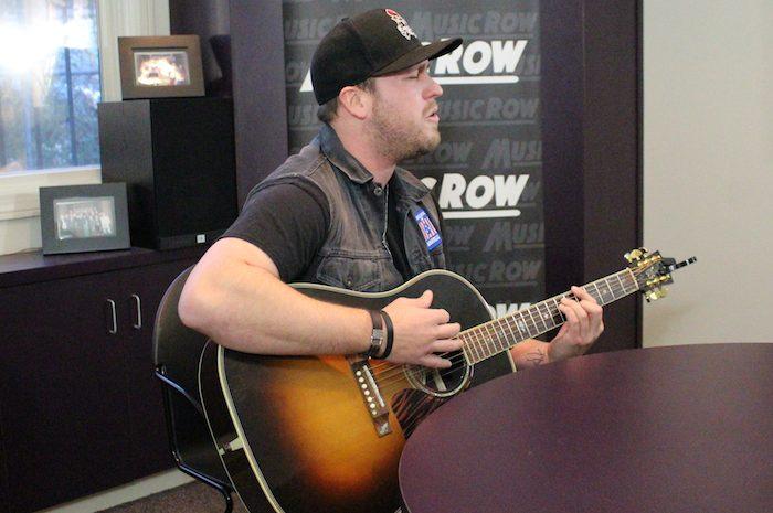 Mitchell Tenpenny Visit Musicrow Nashville S Music