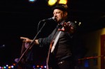 Kristian Bush Performs at Houston Goodwill Donation Event