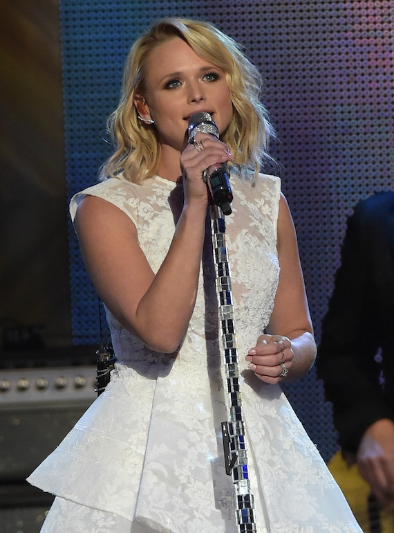 Miranda Lambert performs during CMT Artists of the Year. Photo by Rick Diamond/Getty Images for CMT