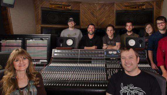 Sound Emporium staff