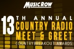 'MusicRow' Announces 2015 Country Radio Meet & Greet and Airplay Awards