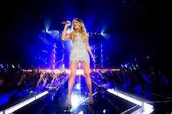 Carrie Underwood. Photo: NBC Sports