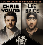 Chris Young, Lee Brice Team For Co-Headlining Tour