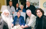 Oak Ridge Boys Visit George H.W. Bush