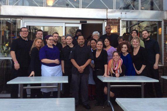 Sunset Grill Staff. Photo: Facebook
