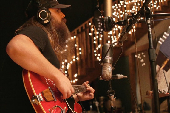 Chris Stapleton Shares Details On Upcoming Debut Solo Album