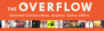 Christian Music Streaming Service, The Overflow, Debuts