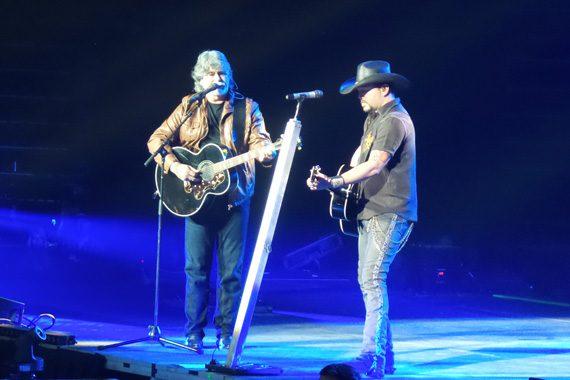 Alabama's Randy Owen and Aldean