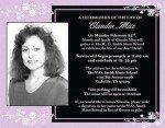 Celebration of Life Service Set For Claudia Mize