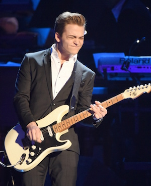 Hunter Hayes performs on the 57th Annual GRAMMY Awards Premiere Ceremony on Feb. 8 in Los Angeles. Photo: Grammy.com