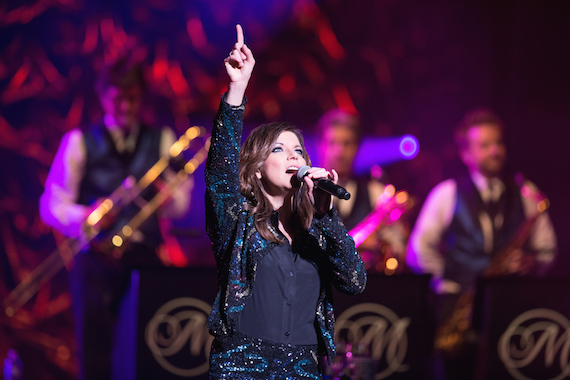 Martina McBride performs during her Everlasting Tour during a stop in Omaha, Neb. Photo: Amiee Stubbs