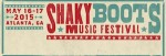 Additional Artists Heading To Georgia For Shaky Boots Music Fest