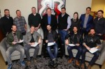 Old Dominion Inks Major Label Deal