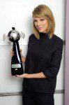 Taylor Swift Tops IFPI List of Global Recording Artists