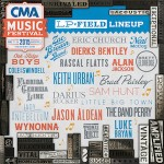 Schedule Set For CMA Music Fest's Nightly Concerts