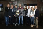 "Luke Laird, Eric Church Celebrated For ""Talladega"""