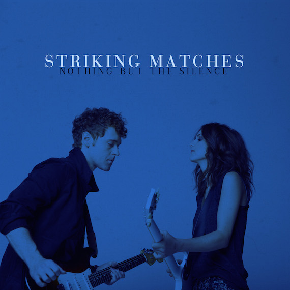 Striking Matches album 2015