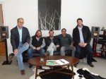 Big Deal Music Renews with Tursi, Signs Parish