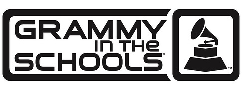 grammy in the schools logo