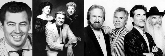Country Music Hall of Fame Announces New Inductees
