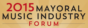 2015 Mayoral Music Industry Forum