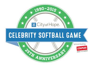 City of Hope Celebrity Softball Game