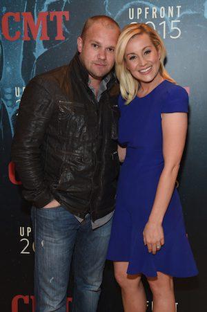 Pictured (L-R): Kyle Jacobs and Kellie Pickler