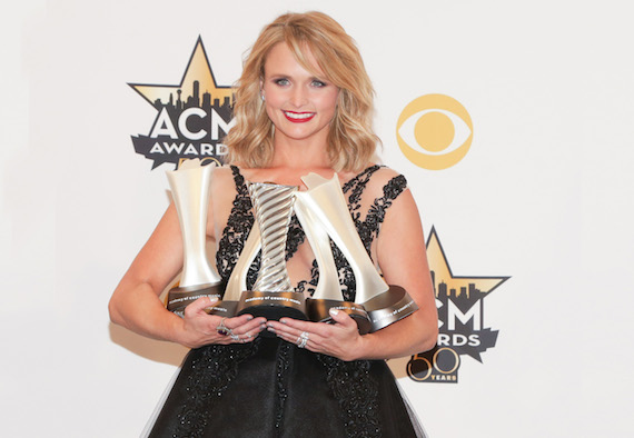 Miranda Lambert. Photo: Sara Kauss
