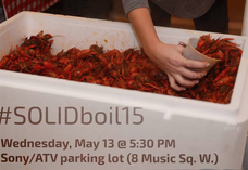 SOLID Craw Fish Boil