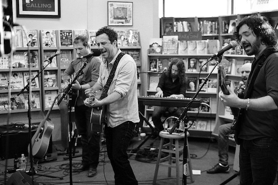 Will Hoge at grimeys